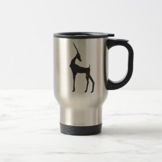 Antilope Reisebecher