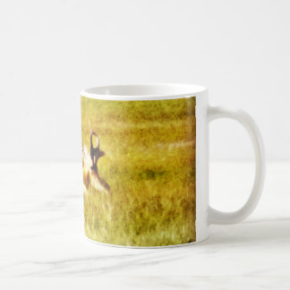 Antilopen-Paare Kaffeetasse