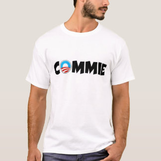 AntiObama, Commie Obama-Frauen T-Shirt
