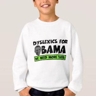 Antiobama-Dyslexie Sweatshirt