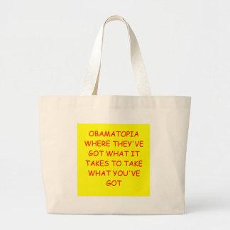 Antiobama Einkaufstasche