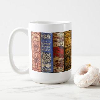 Antiquarian-Buch-Tasse Kaffeetasse