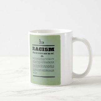 Antirassismus Kaffeetasse