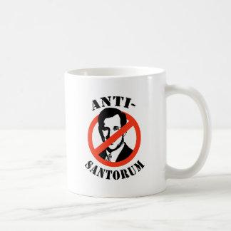 AntiSantorum Tee Tassen