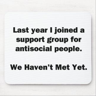 Antisoziale Gruppe Mauspad