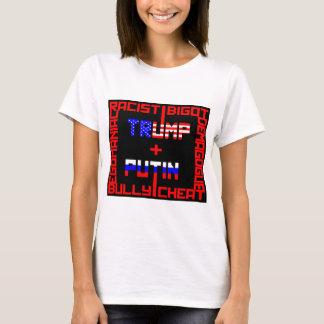 AntiTrumpf+Putin T-Shirt