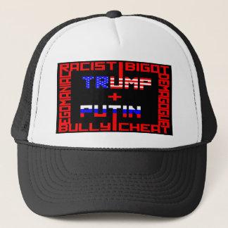 AntiTrumpf+Putin Truckerkappe