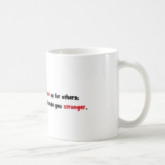 Antityrann-Waren Kaffeetasse