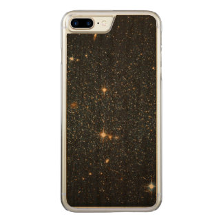 Antlia zwergartige Galaxie Carved iPhone 8 Plus/7 Plus Hülle