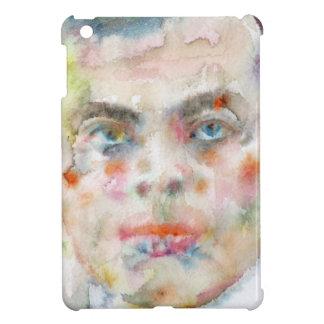 Antoine de saint exupery - Aquarellporträt iPad Mini Hülle