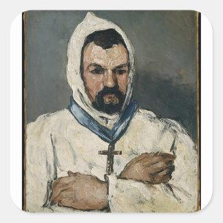 Antoine Dominique Sauveur Aubert Quadratischer Aufkleber