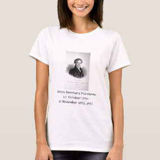 Anton Bernhard Furstenau 1830 T-Shirt