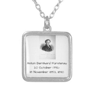 Anton Bernhard Furstenau 1830 Versilberte Kette