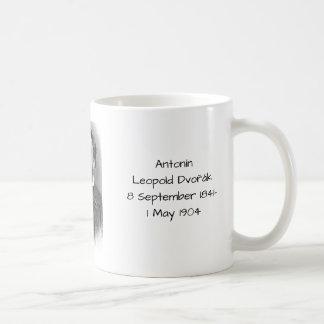 Antonin Dvorak Kaffeetasse