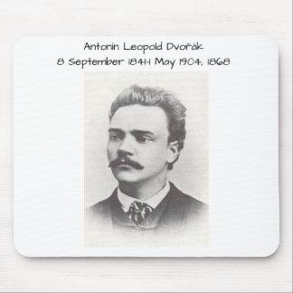 Antonin Leopold Dvorak 1868 Mousepad
