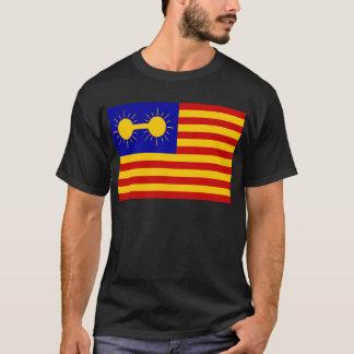 Antrag-Flagge Panamas Varilla T-Shirt