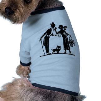 Antrag Hund T-shirt