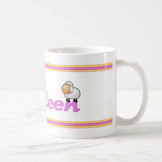 Antrag Schaf-Kathleen Personalize15 Mug*special Kaffeetasse