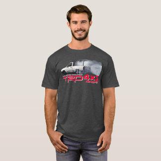 Antrieb-Ausgabe Dunkelheit Toyotas Tacoma 4x2 TRD T-Shirt