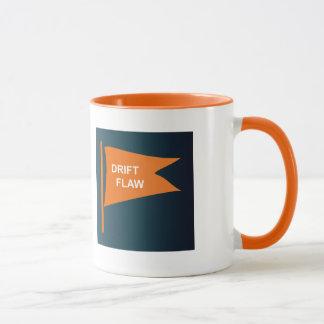 Antrieb-Fehler-Kaffeetasse Tasse