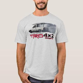 Antriebausgabe Toyotas Tacoma 4x2 TRD T-Shirt
