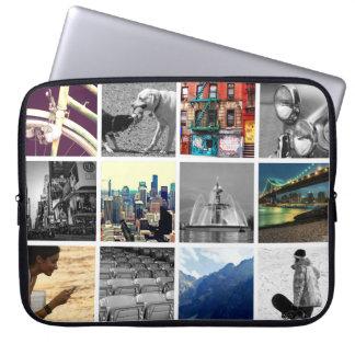 Antriebskraft-Ihr-Eigen-Foto Collagen-Laptop-Hülse Laptop Sleeve