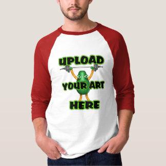 Antriebskraftkunst zum zu konfrontieren und T-Shirt