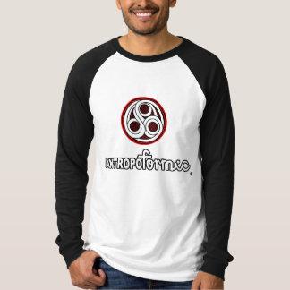 Antropoformic designature work T-Shirt