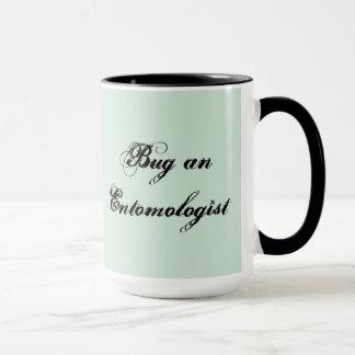 Antsy? Hören Sie eine Entomologe-Tasse durch Tasse