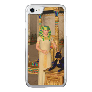 Anubis Carved iPhone 8/7 Hülle