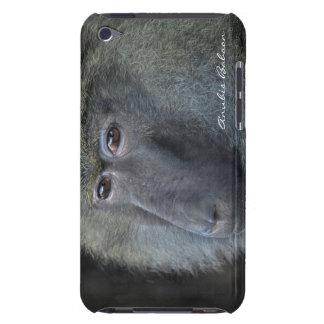Anubis Pavian Tier-Anhänger IPod-Kasten iPod Case-Mate Case
