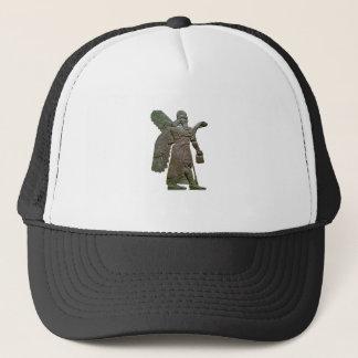Anunnuki alte sumerische Gott-Außerirdische Truckerkappe
