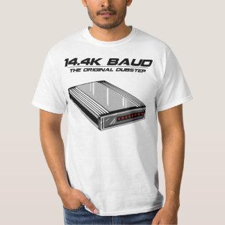 Anwahl Dubstep alte Schulmodem T Shirt