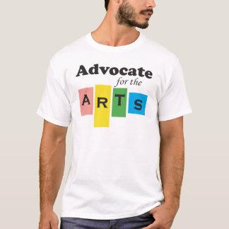 Anwalt für die Künste T-Shirt