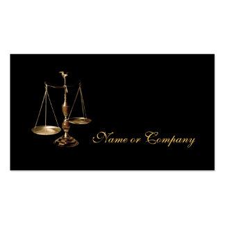 Anwalt Visitenkarten
