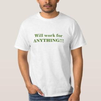 Anwendung Tshirts