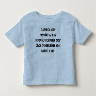 Anwendungen für das positi z.Z., wiederholend… Kleinkinder T-shirt