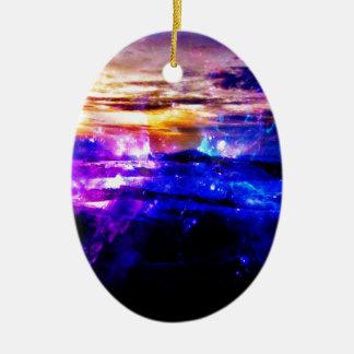 Anzeige Amorem Amisi Vanille-Dämmerung Keramik Ornament