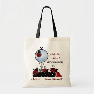 Anzeige-Damenwanze Launen-Taschen-Tasche Tragetasche