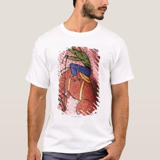 ANZUG DAS NUDIE DES KNÄUEL-SCHNEES T-Shirt
