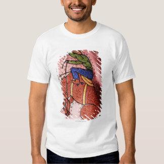 ANZUG DAS NUDIE DES KNÄUEL-SCHNEES T-Shirts