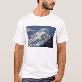 Aoraki Berg-Koch, der Mackenzie-Land, Süd2 T-Shirt