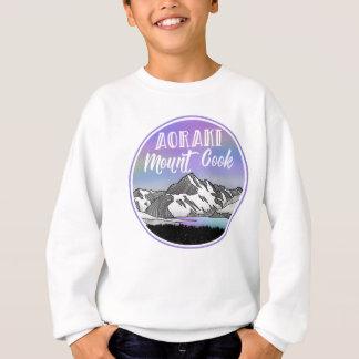 Aoraki Berg-Koch Neuseeland Sweatshirt