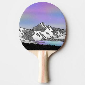 Aoraki Berg-Koch NZ Tischtennis Schläger