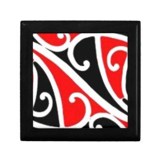 aotearoa Maori- Schmuckschachtel