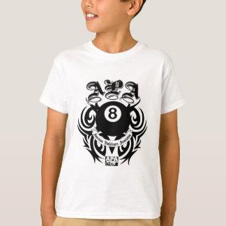 APA 8 Ball-gotischer Entwurf T-Shirt