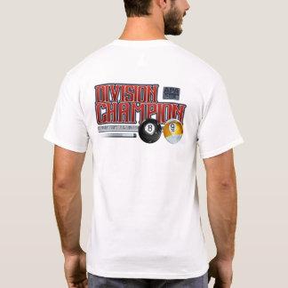 APA Abteilung kaut Ball 8 und 9 T-Shirt