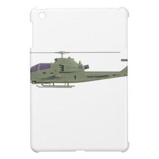 Apache-Hubschrauber im Seitenansichtprofil iPad Mini Hülle