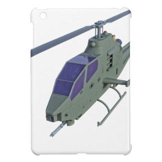 Apache-Hubschrauber in der Vorderansicht iPad Mini Hülle