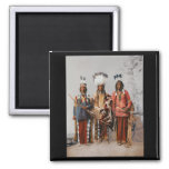 Apache-Leiter Garfield Ouche Te Foya 1899 Magnets